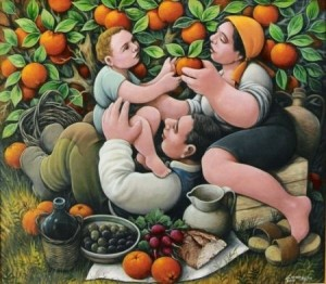 dipinto-famiglia