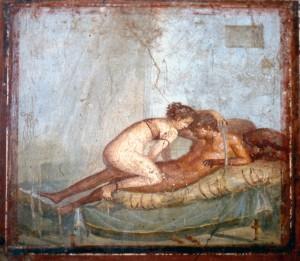 Pompeii_-_Casa_del_Centenario_-_Cubiculum